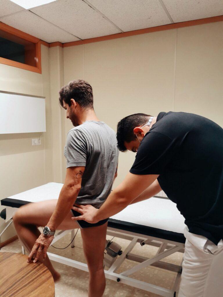 FISIOTERAPIA CLAVERA - Centre terapèutic i rehabilitació esportiva a Granollers